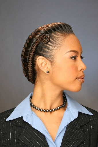 Terrific Mohawk Hairstyles For Black Women For Women With Strong Short Hairstyles Gunalazisus