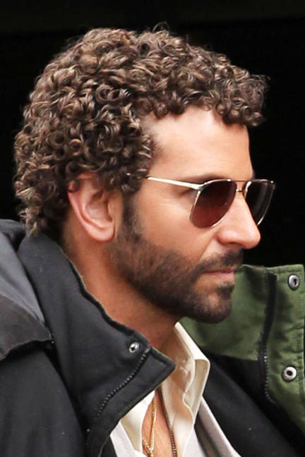 Curly Hairstyles with short length for Mens