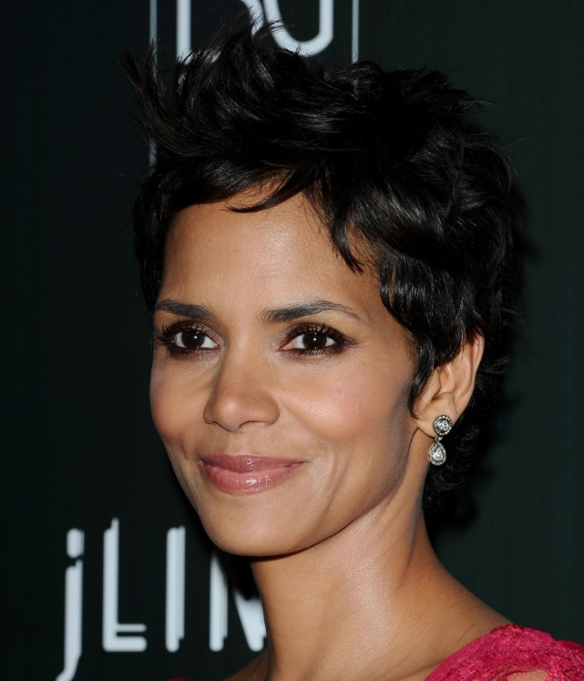 Pixie Haircuts For Black Women Over 40